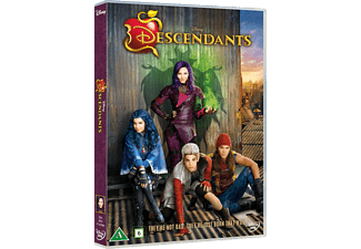 Descendants Komedi DVD