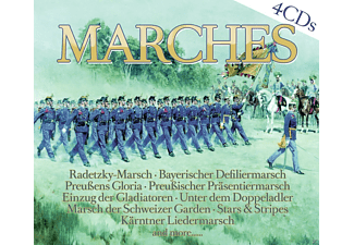 VARIOUS - Marches - (CD)