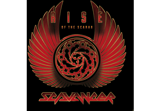 Scavanger - Rise Of The Scarab - (CD)