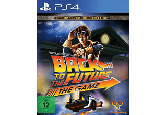 Back to the Future - PlayStation 4