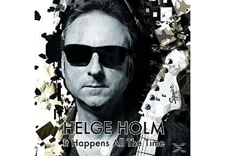 Helge Holm - It Happens All The Time - (CD)