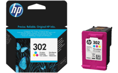 HEWLETT PACKARD Tri-color HP 302 - (HPF6U65A)
