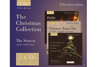 The Sixteen - The Christmas Collection - (CD)