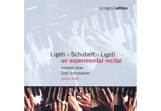 Andreas Grau, Götz Schumacher - An Experimental Recital - (CD)