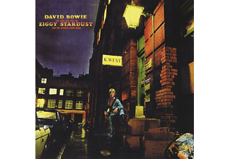 David Bowie -  Rise And Fall Of Ziggy Stardust And The Spiders From Mars [CD]