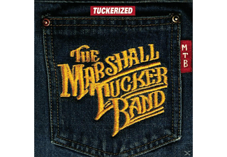 The Marshall Tucker Band - Tuckerized [CD]
