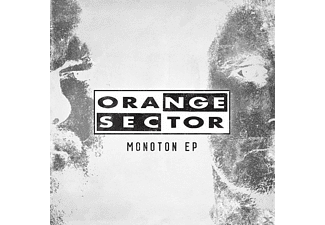 Orange Sector - Monoton E.P. [CD]