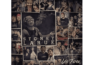 Stoney Larue - Us Time [CD]