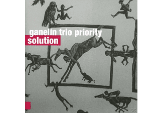 Ganelin Trio Priority - Solution - (CD)