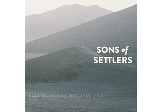 Sons Of Settlers - Lullabies For The Restless - (CD)