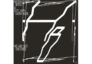 Hieroglyphic Being - We Are Not The First - (CD)