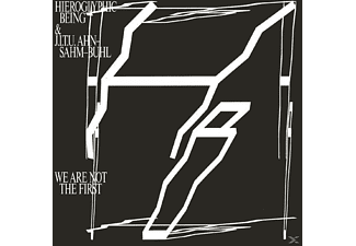 Hieroglyphic Being - We Are Not The First [LP + Download]