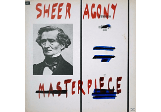 Sheer Agony - Masterpiece - (LP + Download)