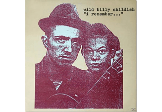 Wild Billy Childish - I Remember... [Vinyl]