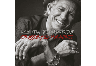 Keith Richards - Crosseyed Heart - (CD)