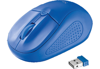 TRUST Primo Wireless Mouse Blue - (20786)