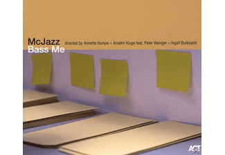 Mc Jazz - Bass Me - (CD)