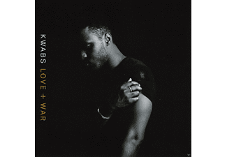 Kwabs - Love+War [CD]