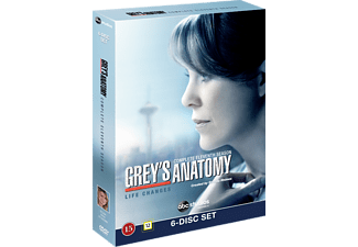 Grey's Anatomy S11 Drama DVD