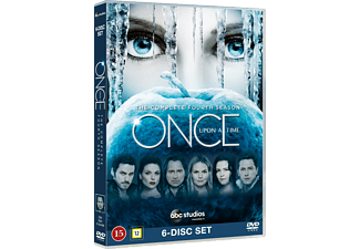Once Upon a Time S4 Drama DVD