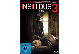Insidious: Chapter 3 [DVD]