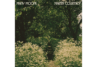 Martin Courtney - Many Moons (Lp+Mp3) [LP + Download]