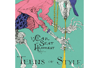 Car Seat Headrest - Teens Of Style - (Vinyl)