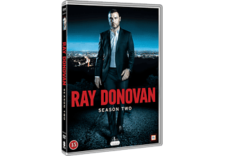 Ray Donovan S2 Thriller DVD