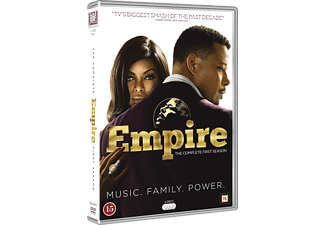 Empire S1 Drama DVD