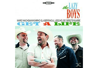 The Lazy Boys - Get A Life [CD]