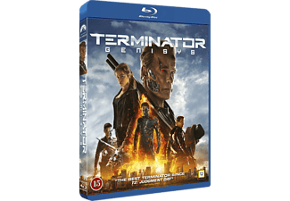 Terminator: Genisys Action Blu-ray