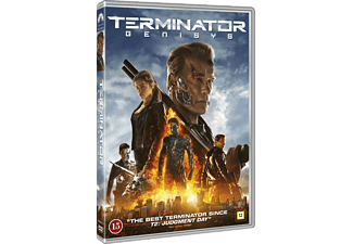 Terminator: Genisys Action DVD