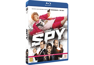Spy Komedi Blu-ray