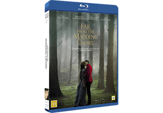 Far from the Madding Crowd Drama Blu-ray