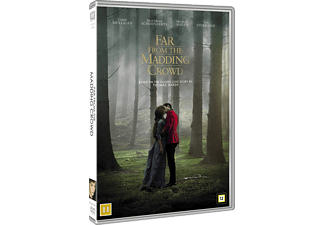 Far from the Madding Crowd Drama DVD