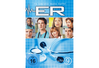E.R. - Emergency Room Staffel 9 [DVD]