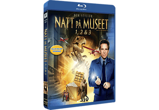 Night at the Museum 1-3 Box Komedi Blu-ray