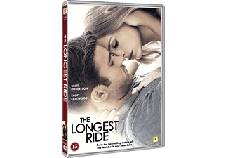 The Longest Ride Drama DVD