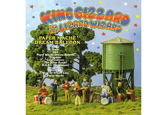 King Gizzard, Wizard Lizard - Paper Maché Dream Balloon (Lp) - (LP + Download)