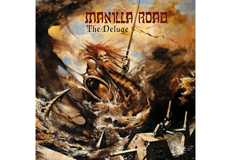 Manilla Road - The Deluge - (CD)