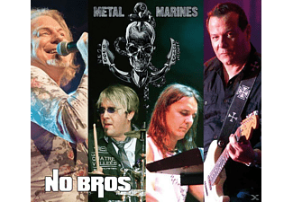 No Bros - Metal Marines [CD]