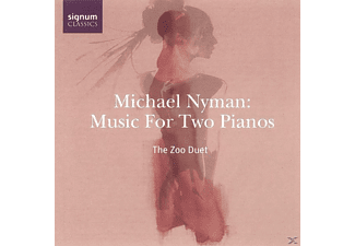 Michael Nyman - Music For Two Pianos - (CD)