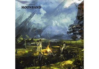 Moonband - Open Space - (CD)
