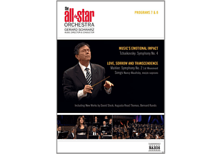 Nancy Maultsby, The All-star Orchestra - PROGRAMS 7&8 - MUSIC S EMOTIONAL IMPACT/UA - (DVD)