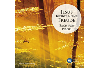 Alexis Weissenberg - Jesus Bleibet Meine Freude-Bach For Piano - (CD)