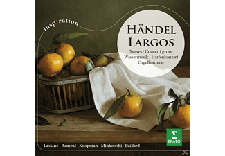 VARIOUS - Händel:Largos [CD]