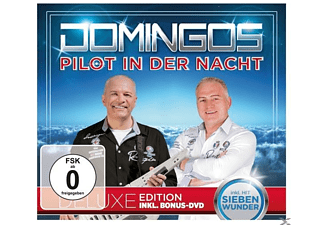 Die Domingos - Pilot In Der Nacht-Deluxe Ed - (CD + DVD Video)