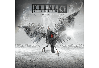 Karma Violens - Skin Of Existence - (CD)