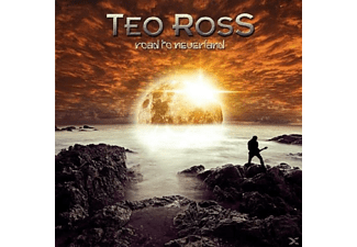 Teo Ross - Road To Neverland [CD]