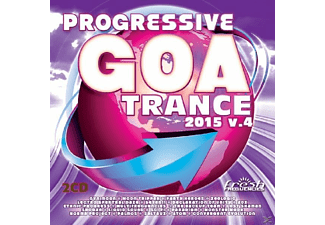 Various - Progressive Goa Trance 4 2015 [CD]